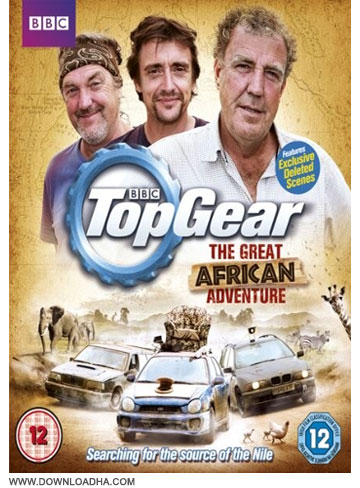 دانلود مستند Top Gear: The Great African Adventure 2013