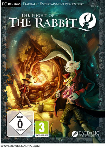 The Night of the Rabbit دانلود بازی The Night of the Rabbit برای PC