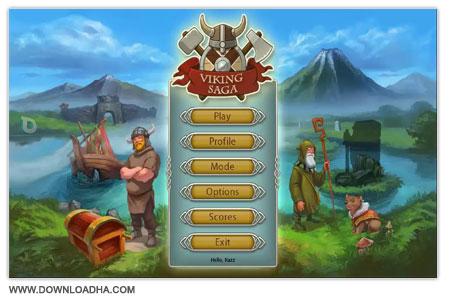Viking Saga دانلود بازی مدیریتی حماسه وایکینگ ها Viking Saga